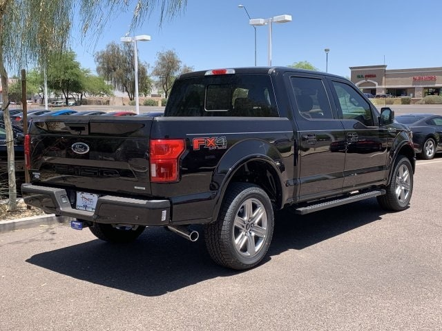 2019 F-150 SuperCrew Cab 4x4,  Pickup #KKD90395 - photo 2