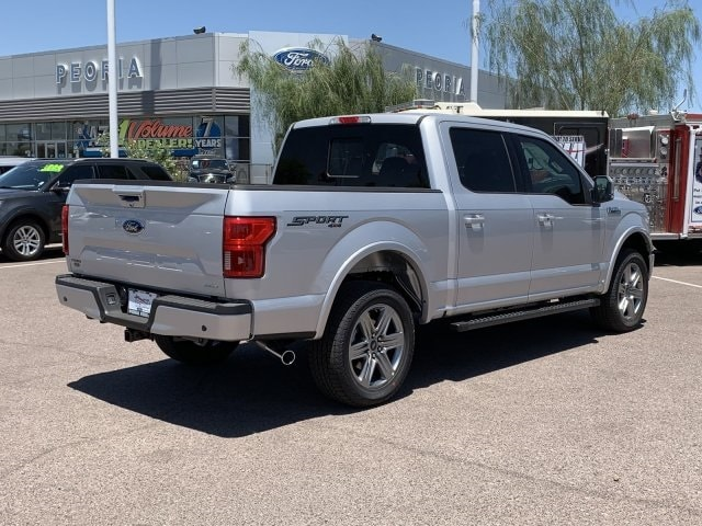 2019 F-150 SuperCrew Cab 4x4,  Pickup #KKE15691 - photo 2