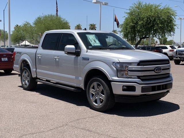 2019 F-150 SuperCrew Cab 4x4,  Pickup #KKE15691 - photo 1