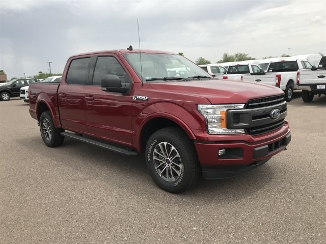2019 F-150 SuperCrew Cab 4x4,  Pickup #KKE22629 - photo 1
