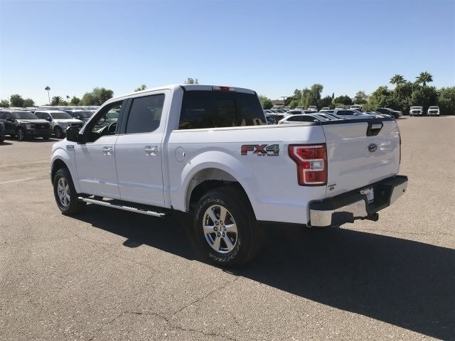 2019 F-150 SuperCrew Cab 4x4, Pickup #KKE95393 - photo 3