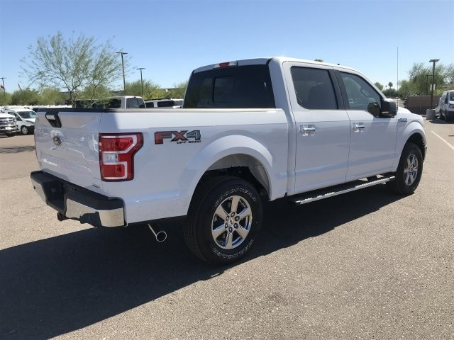2019 F-150 SuperCrew Cab 4x4, Pickup #KKE95397 - photo 2