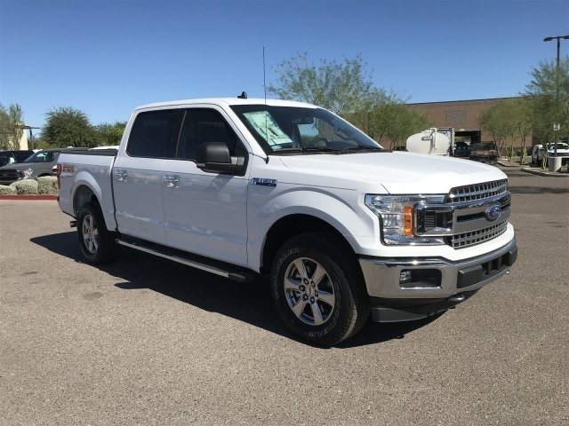 2019 F-150 SuperCrew Cab 4x4, Pickup #KKE95397 - photo 1