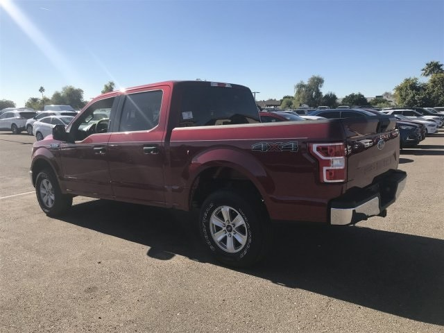 2019 F-150 SuperCrew Cab 4x4, Pickup #KKF19054 - photo 3