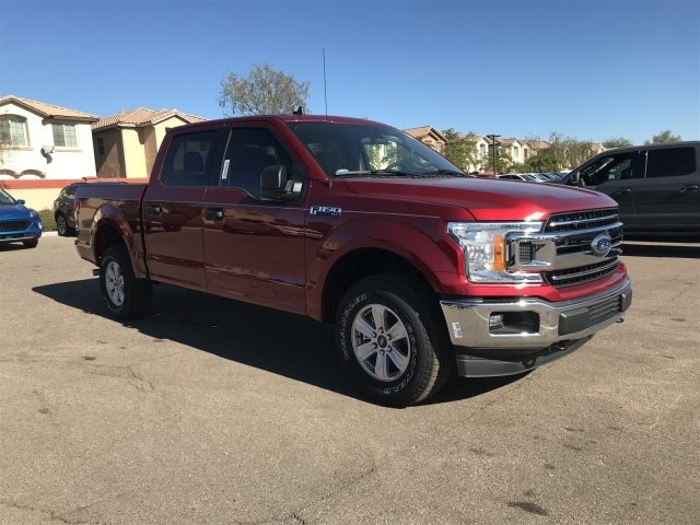 2019 F-150 SuperCrew Cab 4x4, Pickup #KKF19054 - photo 1