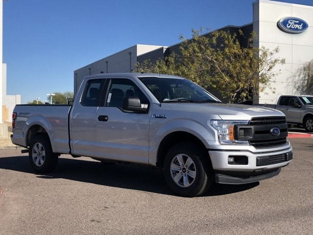 2019 F-150 Super Cab 4x2, Pickup #KKF33752 - photo 1
