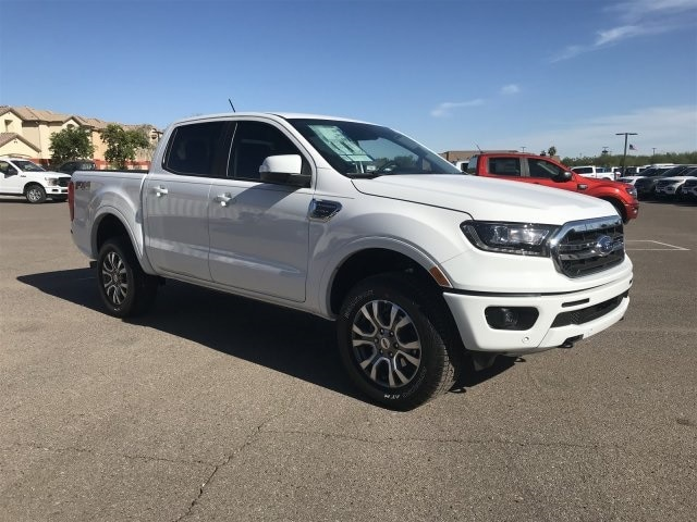 2019 Ranger SuperCrew Cab 4x4, Pickup #KLB08920 - photo 1