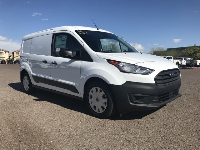 2020 Transit Connect, Empty Cargo Van #L1447846 - photo 1