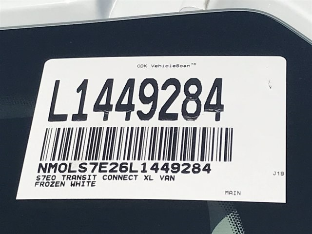2020 Ford Transit Connect FWD, Empty Cargo Van #L1449284 - photo 20