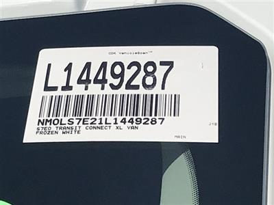 2020 Ford Transit Connect FWD, Empty Cargo Van #L1449287 - photo 20