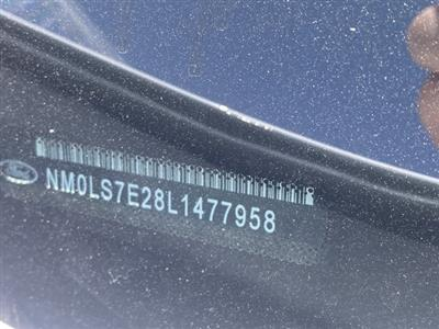 2020 Ford Transit Connect FWD, Empty Cargo Van #L1477958 - photo 20