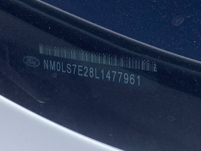 2020 Ford Transit Connect FWD, Empty Cargo Van #L1477961 - photo 20