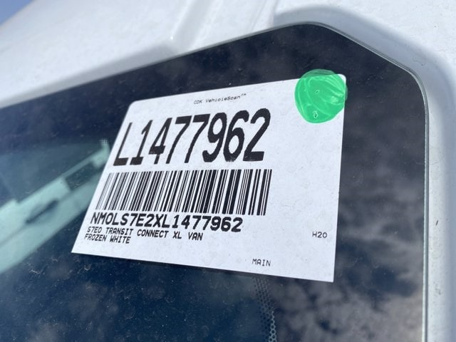 2020 Ford Transit Connect FWD, Empty Cargo Van #L1477962 - photo 21