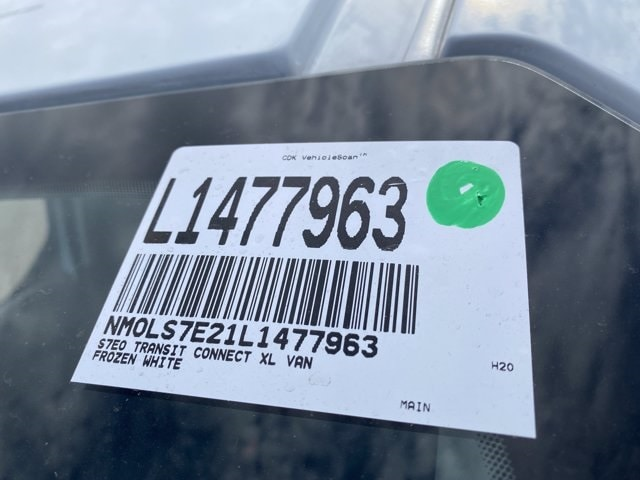 2020 Ford Transit Connect FWD, Empty Cargo Van #L1477963 - photo 21