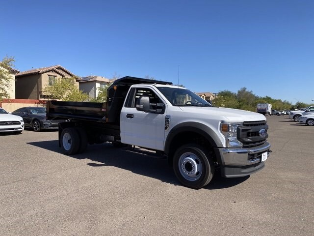 2020 Ford F-450 Regular Cab DRW 4x2, Monroe MTE-Zee Dump Body #LDA02872 - photo 1