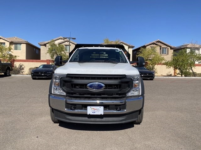2020 Ford F-450 Regular Cab DRW 4x2, Monroe MTE-Zee Dump Body #LDA02872 - photo 3