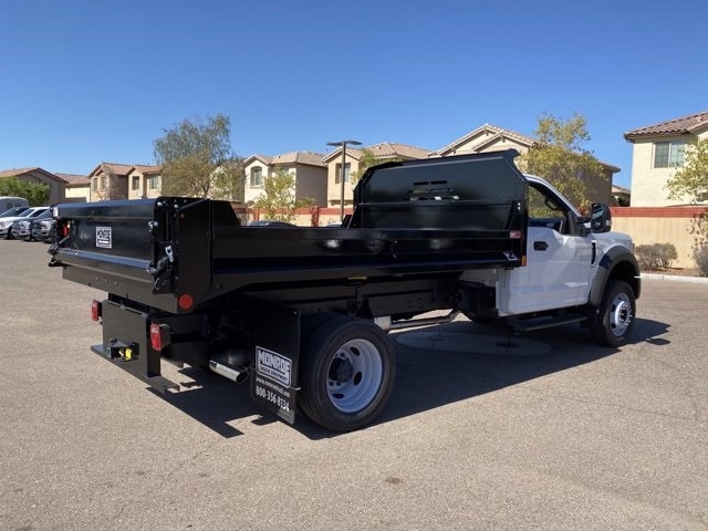 2020 Ford F-450 Regular Cab DRW 4x2, Monroe MTE-Zee Dump Body #LDA02872 - photo 2