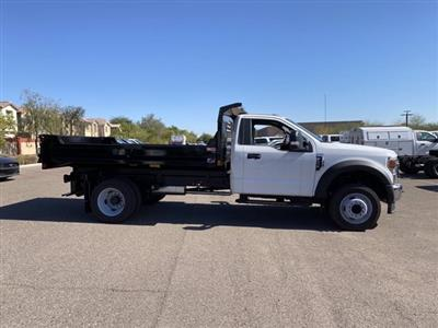 2020 Ford F-450 Regular Cab DRW 4x2, Monroe MTE-Zee Dump Body #LDA02872 - photo 4