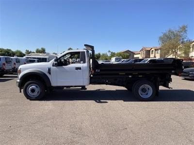 2020 Ford F-450 Regular Cab DRW 4x2, Monroe MTE-Zee Dump Body #LDA02872 - photo 5