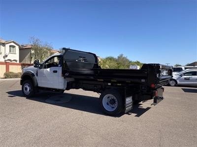 2020 Ford F-450 Regular Cab DRW 4x2, Monroe MTE-Zee Dump Body #LDA02872 - photo 7