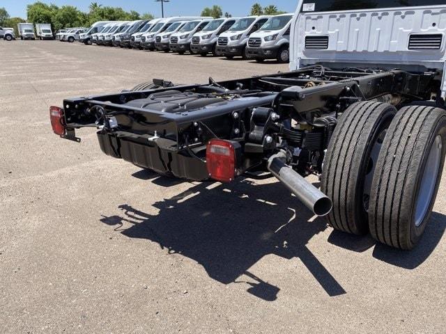 2020 Ford F-550 Regular Cab DRW 4x4, Scelzi Contractor Body #LDA03924 - photo 1