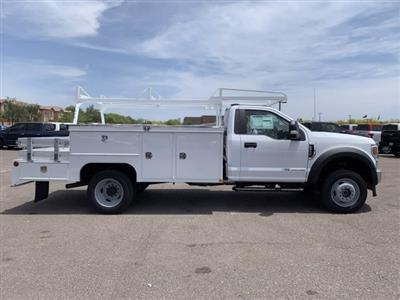 2020 F-550 Regular Cab DRW 4x4, Scelzi SEC Combo Body #LDA03925 - photo 3