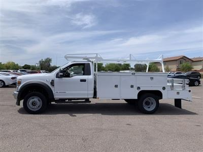 2020 F-550 Regular Cab DRW 4x4, Scelzi SEC Combo Body #LDA03925 - photo 4