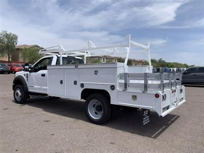 2020 F-550 Regular Cab DRW 4x4, Scelzi SEC Combo Body #LDA03925 - photo 5