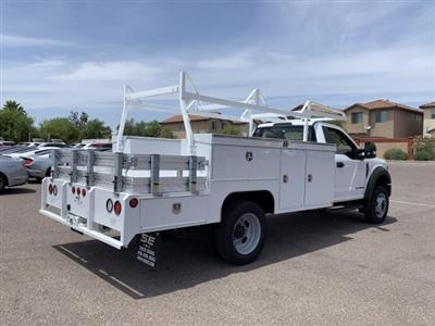 2020 F-550 Regular Cab DRW 4x4, Scelzi SEC Combo Body #LDA03925 - photo 2