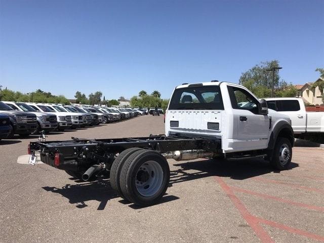 2020 Ford F-550 Regular Cab DRW 4x4, Cab Chassis #LDA04541 - photo 2