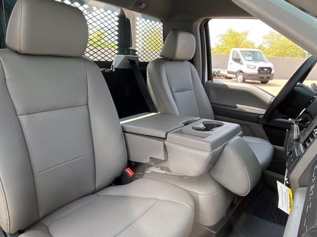 2020 Ford F-350 Regular Cab DRW 4x4, Monroe Platform Body #LDA04734 - photo 9