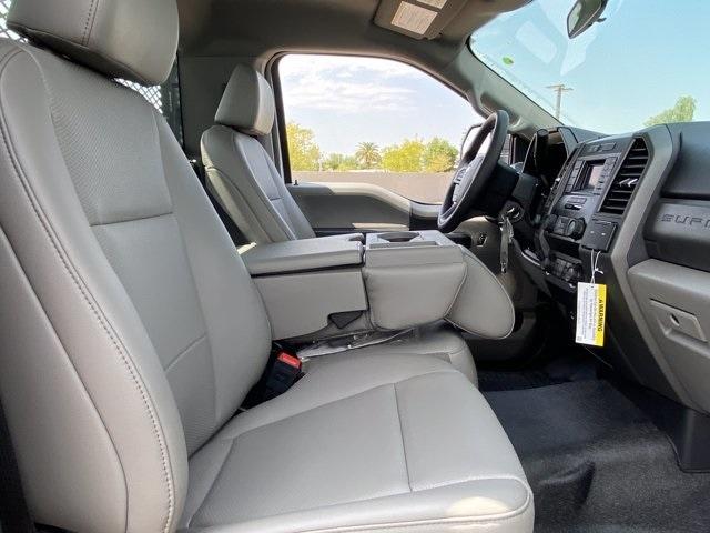 2020 Ford F-350 Regular Cab DRW 4x4, Monroe Platform Body #LDA04734 - photo 11