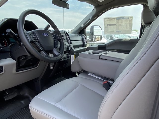 2020 Ford F-350 Regular Cab DRW 4x4, Monroe Platform Body #LDA04734 - photo 13