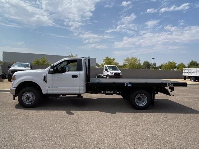 2020 Ford F-350 Regular Cab DRW 4x4, Monroe Platform Body #LDA04734 - photo 5