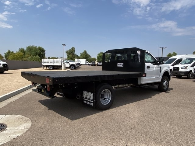 2020 Ford F-350 Regular Cab DRW 4x4, Monroe Platform Body #LDA04734 - photo 1