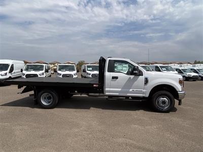 2020 Ford F-350 Regular Cab DRW 4x4, Monroe Platform Body #LDA04734 - photo 4