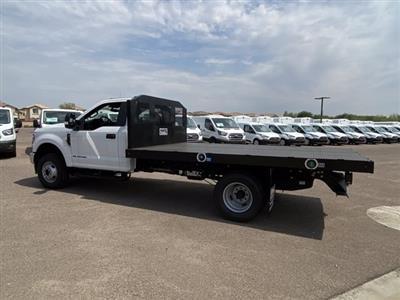 2020 Ford F-350 Regular Cab DRW 4x4, Monroe Platform Body #LDA04734 - photo 7