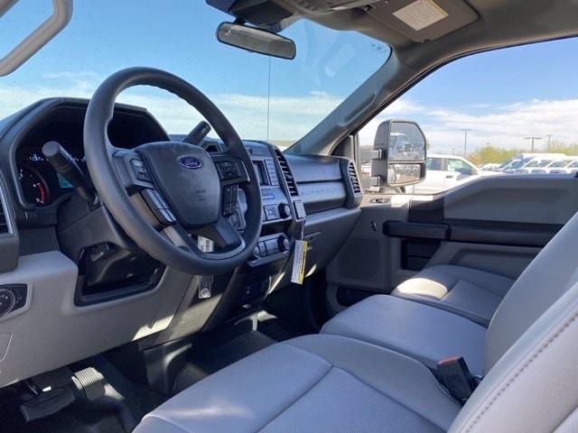 2020 Ford F-450 Regular Cab DRW 4x4, Cab Chassis #LDA04741 - photo 13
