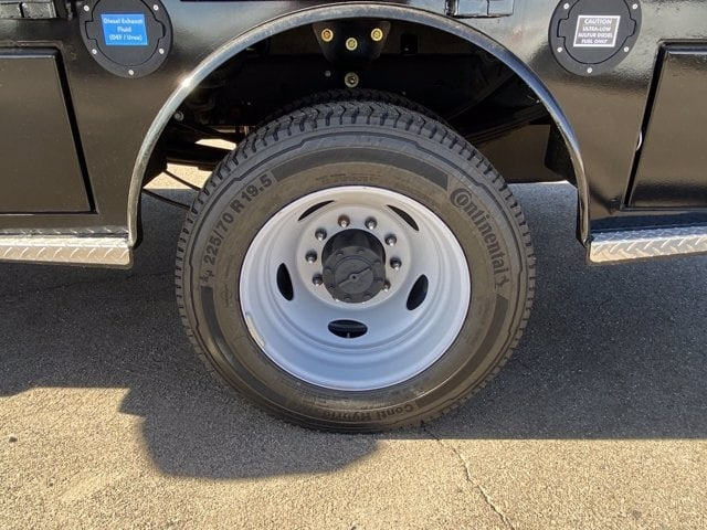 2020 Ford F-450 Regular Cab DRW 4x4, Hillsboro Platform Body #LDA04741 - photo 6