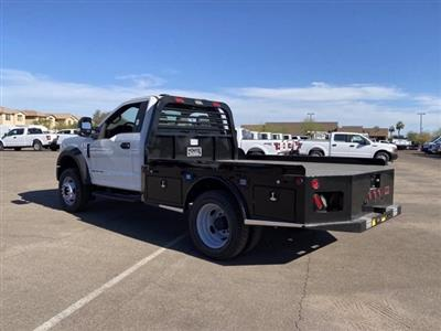 2020 Ford F-450 Regular Cab DRW 4x4, Hillsboro Platform Body #LDA04741 - photo 7