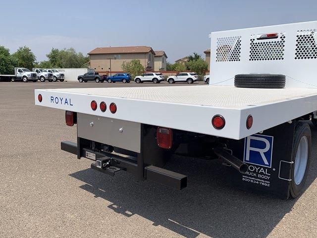 2020 Ford F-550 Regular Cab DRW 4x2, Royal Truck Body Platform Body #LDA04794 - photo 8