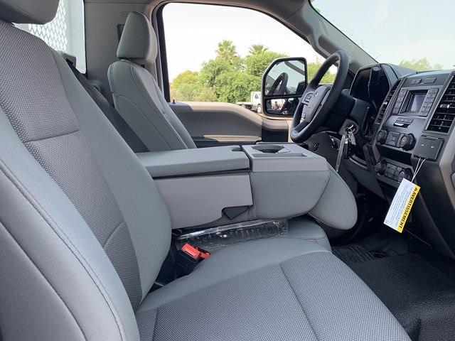 2020 Ford F-550 Regular Cab DRW 4x2, Royal Platform Body #LDA04794 - photo 11