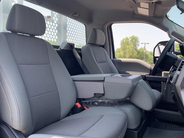 2020 Ford F-550 Regular Cab DRW 4x2, Royal Platform Body #LDA04796 - photo 9