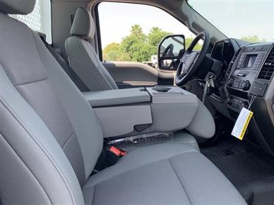 2020 Ford F-550 Regular Cab DRW 4x2, Royal Platform Body #LDA04796 - photo 11