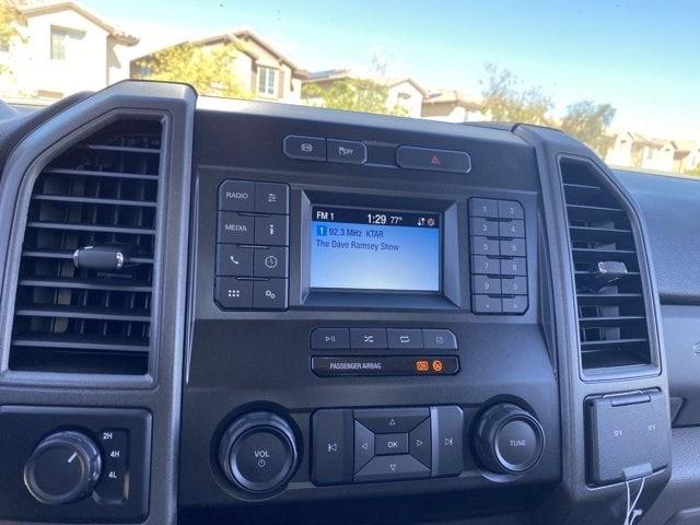 2020 Ford F-450 Regular Cab DRW 4x4, Scelzi CTFB Contractor Body #LDA05863 - photo 16