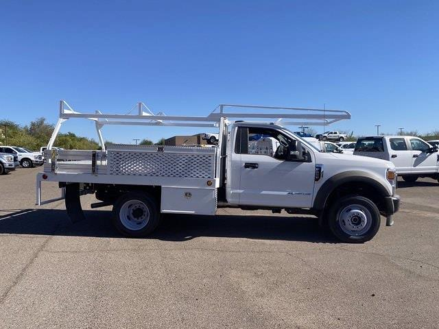 2020 Ford F-450 Regular Cab DRW 4x4, Scelzi CTFB Contractor Body #LDA05863 - photo 4