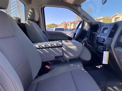 2020 Ford F-450 Regular Cab DRW 4x4, Scelzi CTFB Contractor Body #LDA05863 - photo 11