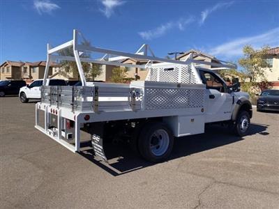 2020 Ford F-450 Regular Cab DRW 4x4, Scelzi CTFB Contractor Body #LDA05863 - photo 2