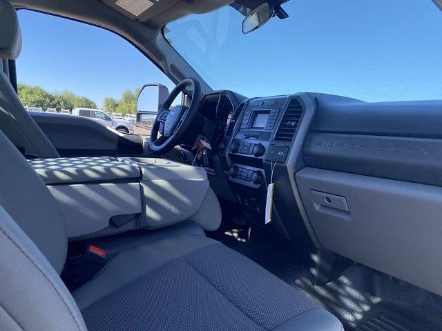2020 Ford F-550 Regular Cab DRW 4x4, Scelzi SCTFB Contractor Body #LDA07888 - photo 10