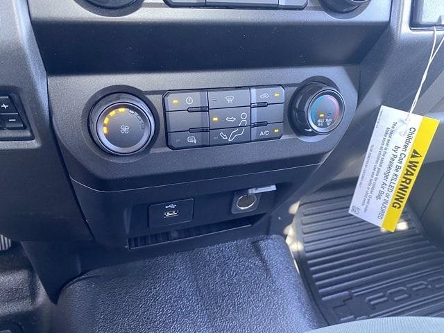 2020 Ford F-550 Regular Cab DRW 4x4, Scelzi SCTFB Contractor Body #LDA07888 - photo 17